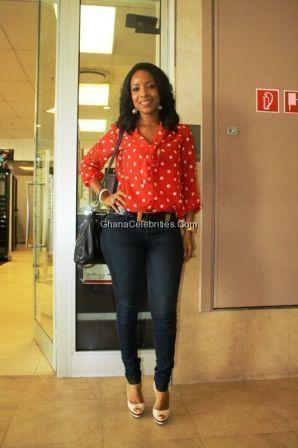 Joselyn Dumas (Ghana)