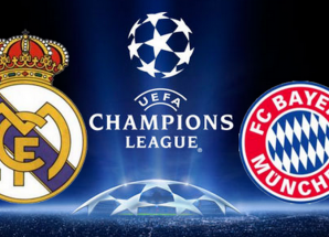 Full Time ya Real Madrid vs Bayern Munchen April 23 2014