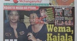 Magazetini leo June 04 2014 Udaku, Michezo na Hardnews