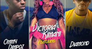 Video ya mashairi ya Prokoto @Victoria_Kimani ft. Diamond na Ommy Dimpoz