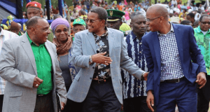 Maneno ya Rais Kikwete kuhusu 'Urais' wa January Makamba @JMakamba