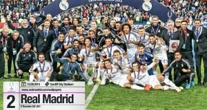 Kama ulimis mchezo wa Super Cup kati ya Real Madrid vs Sevilla, angalia magoli hapa