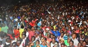 Hiki ndicho walichokifanya Kahama,Usiku wa Aug 17 kwenye Serengeti Fiesta 2014.