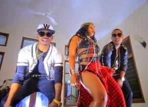 Cheki kipande cha video ya Prokoto – Victoria Kimani ft Diamond & Ommy Dimpoz
