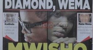 Kurasa za mwanzo na mwisho magazetini leo August 18 2014