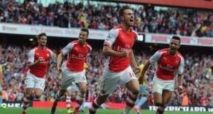 EPL: Matokeo na wafungaji  wa mchezo wa Arsenal vs Crystal Palace haya hapa