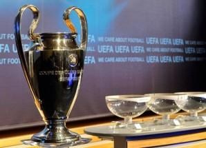Good news!! hivi ndivyo makundi ya Champions League yalivyopangwa