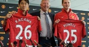 Shinji Kagawa ameondoka Man United – hii ndio timu aliyoenda