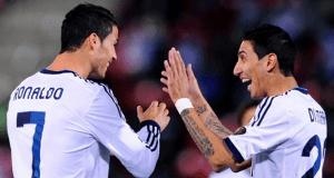 Alichojibu Ronaldo kuhusu Di Maria kujiunga na Man Utd na kupewa jezi namba 7