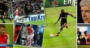 Video: Arsenal walivyoanza kugombea nafasi ya makundi champions league dhidi ya Besiktas