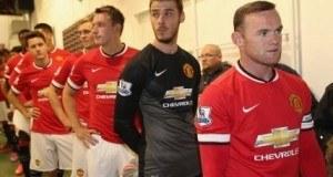 Louis van Gaal ampa uongozi Wayne Rooney ndani ya Manchester united.