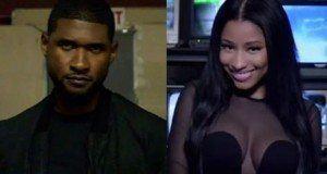 Usher na Nicki Minaj walivyofanya kazi pamoja hiki ndicho kilichotokea