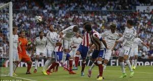 EPL: Real Madrid hali tete – hiki hapa ndio kilichowakuta dhidi ya Atletico
