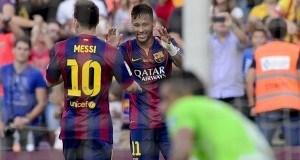 Rekodi mpya ya Messi na matokeo ya FC Barcelona vs Granada