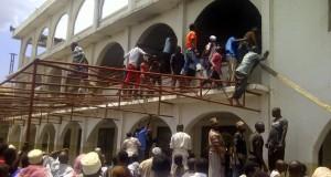 Taarifa ya kuungua tena msikiti wa Mtambani wa Dar es salaam.