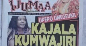 Magazetini leo September 1 2014 na stori za Udaku, Michezo na Hardnews