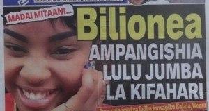 Kurasa za mwanzo na mwisho magazetini leo September 26 2014