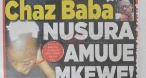 Umeyaona makubwa yaliyoandikwa na magazeti ya Tanzania leo Sept 15 2014? Udaku, Michezo na Hardnews hapa