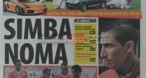 Na haya ndio makubwa yaliyoandikwa na Magazeti ya leo Sept 7 Tanzania