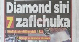 Makubwa ya magazeti ya Tanzania leo Sept 13 2014.. Udaku, Michezo na Hardnews.