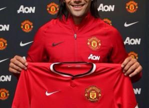 Breaking News: Radamel Falcao ajiunga na Man United – soma alichosema hapa