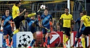 UCL: Kilichowakuta Arsenal vs Dortmund kwenye Champions League hiki hapa