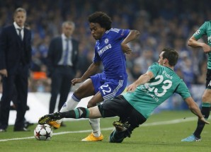 UCL: Matokeo ya mchezo w Chelsea vs Schalke