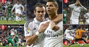 La Liga: Madrid yaichinja Elche – na Cristiano Ronaldo aweka rekodi hii