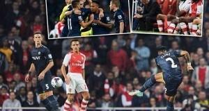 Capital One: Hiki ndicho Southampton walichoifanya Arsenal nyumbani kwao jana!