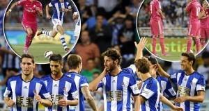 Kama ulimis kipigo walichopokea Real Madrid jana – angalia magoli hapa