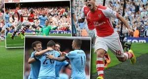Kama ulimis mchezo wa Arsenal vs Man City – mtu wangu nimekuwekea video ya magoli hapa