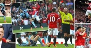 EPL: Rooney aingusha timu yake, haya hapa matokeo ya Man U vs West Ham