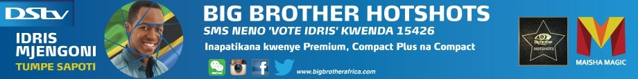 BBA - Vote for Idris