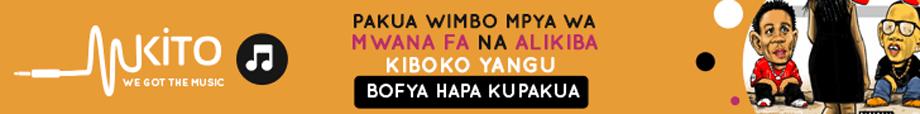 Mwana FA na AliKiba - Kiboko Yangu _ mkito.com