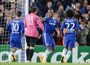 Angalia magoli 6 ya Chelsea waliyoifunga Maribor jana usiku