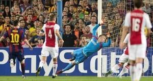 Angalia namna Messi alivyomfikia Ronaldo kwa rekodi ya magoli ulaya