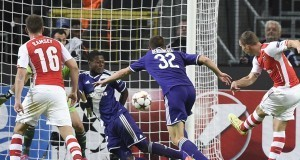 Video: Angalia magoli ya Arsenal vs Anderlecht