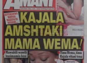 Magazeti ya leo October 02 2014 Udaku, Michezo na Hardnews