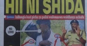 Umesoma makubwa yaliyoandikwa na Magazeti ya Tanzania leo Oct. 10 ? yako hapa
