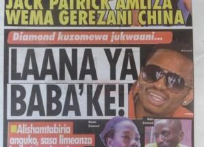 Magazeti ya leo October 22 2014 Udaku, Michezo na Hardnews