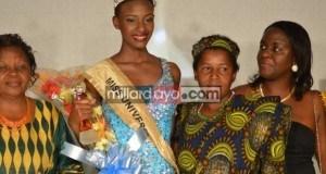 Huyu ndiyo Caroline Bernard, mshindi wa Miss Universe Tanzania 2014