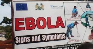 Huyu ndiye mgonjwa wa kwanza kuumwa Ebola kwenye nchi hii.