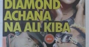 Kurasa za mwanzo na mwisho magazetini leo October 28 2014