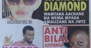 Magazeti ya leo October 27 2014,Udaku,Michezo na Hardnews
