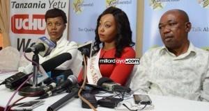 Miss Tanzania 2014 mbele ya Waandishi, haya ni 11 waliyoyasema kuhusu umri, elimu na mengine