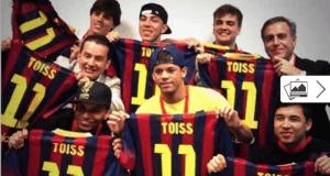 Fedha walizotumia Barcelona kuwaleta marafiki Neymar kwenye utambulisho wake