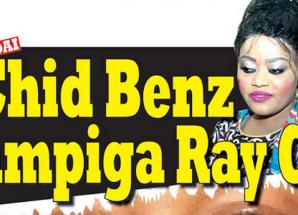 Sentensi 5 za maneno ya Chidi Benz kuhusu kumpiga Ray C.