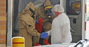 Ni Ebola tena Marekani… sasa ni aliyemtibu Marehemu.