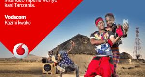 Maisha yataendelea kuwa rahisi ukiwa na Vodacom!
