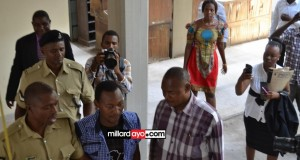 Picha 12 za Chid Benz alipofikishwa Mahakamani leo kwa mara ya kwanza